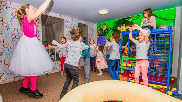 Kids Party zum Kindergeburtstag