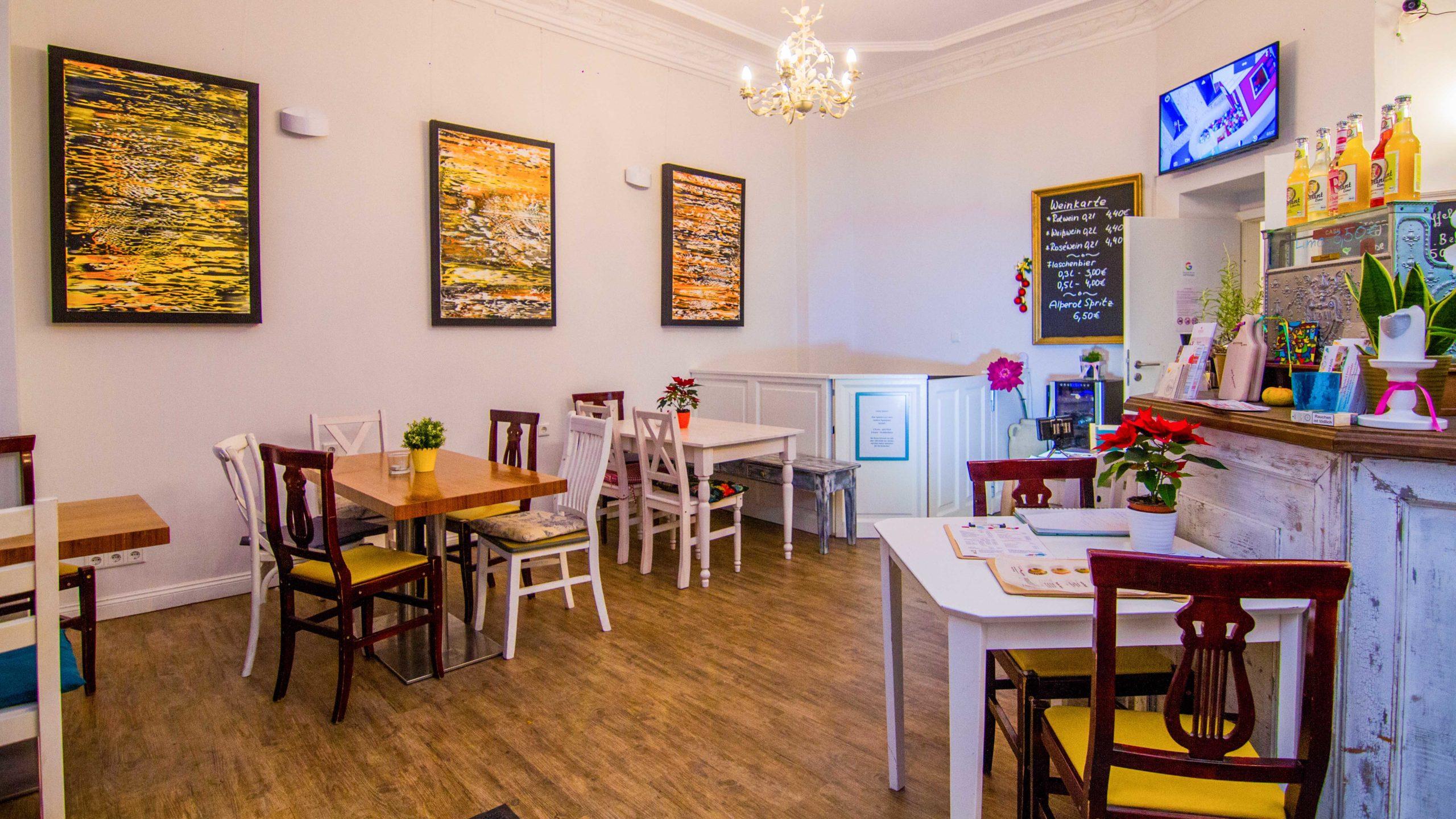 Cafe mit Indoor Spielplatz